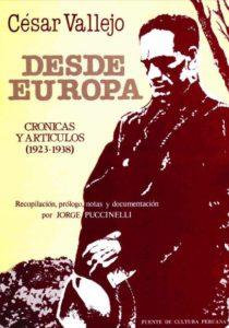 Desde Europa: crónicas y artículos (1923-1938)