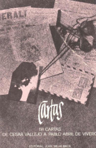 114 cartas de César Vallejo a Pablo Abril de Vivero