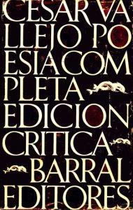 Poesía completa: edición crítica
