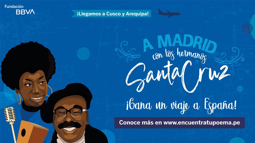"""""""A Madrid con los hermanos Santa Cruz"""", ahora le toca al sur"""