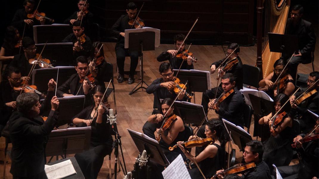 La Orquesta Sinfónica Nacional Juvenil Bicentenario, promesa y realidad